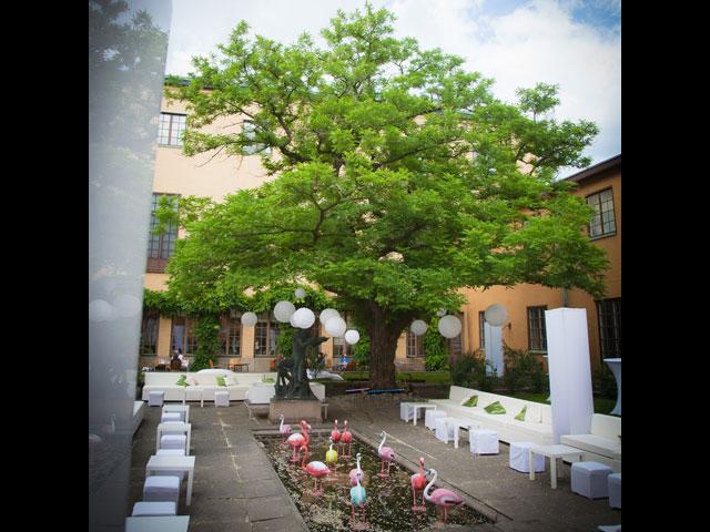 Historiska Museet - Innergård2