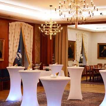 Festlokal Jernkontoret i Kungsträdgården