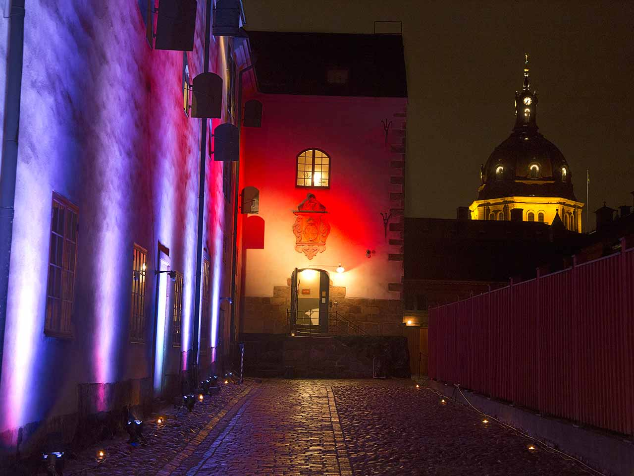 Scenkonstmuseet - Eventlokal Östermalm - Entré
