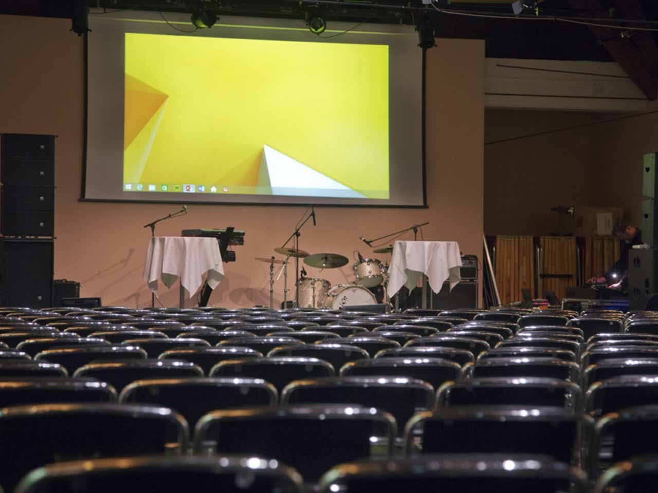 Scenkonstmuseet - Eventlokal Östermalm - Biosittning konferens