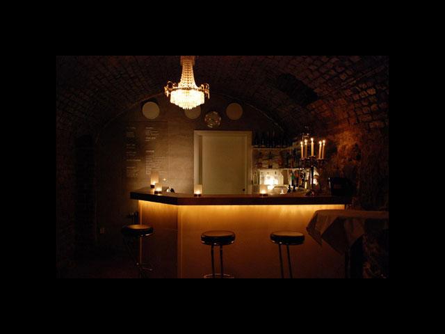 Sidenkällaren - Bar