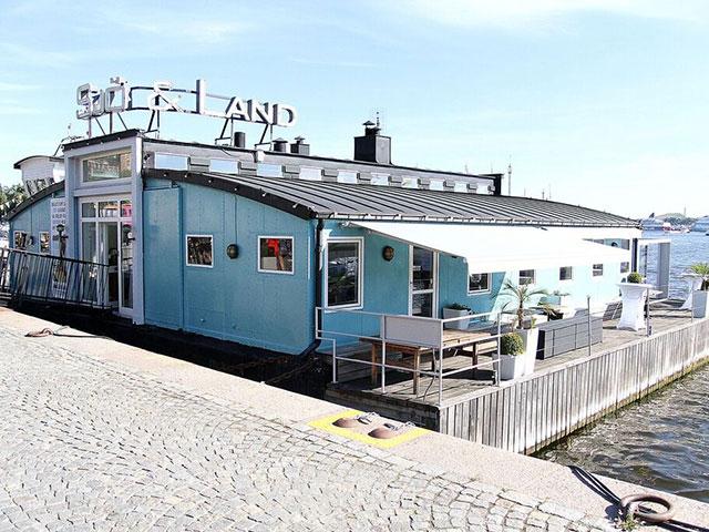 Sjö och Land festlokal - Utsidan av Sjö och Land