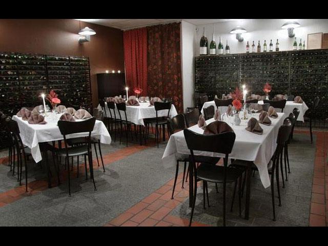 Stockholms Vinkällare - Vinhyllor