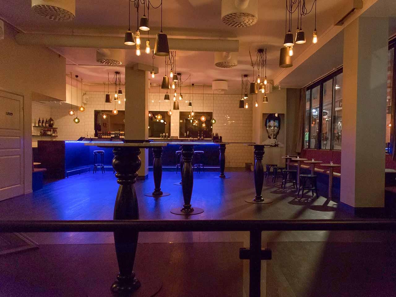 Venue 81 - Bar och ståbord