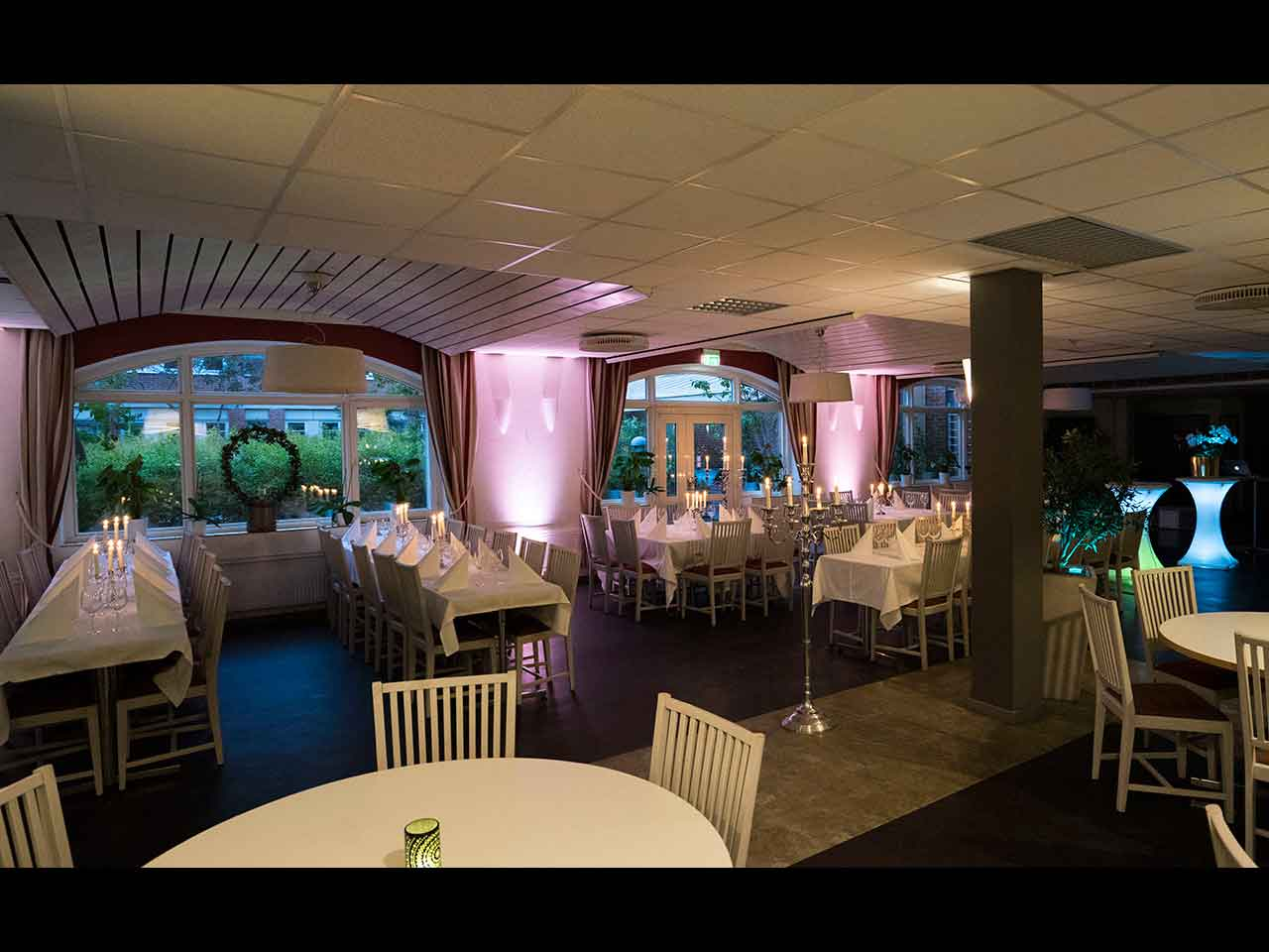 Bällstabro festvåning i Sundbyberg - Bröllopslokal