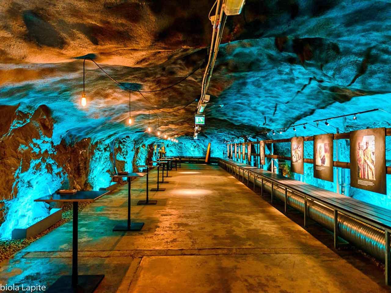 Bergrummet - Festlokal i bergrum - Skeppsholmen