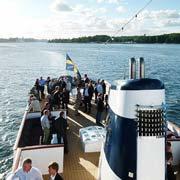 Blue Charm Festvåning och Charterbåt