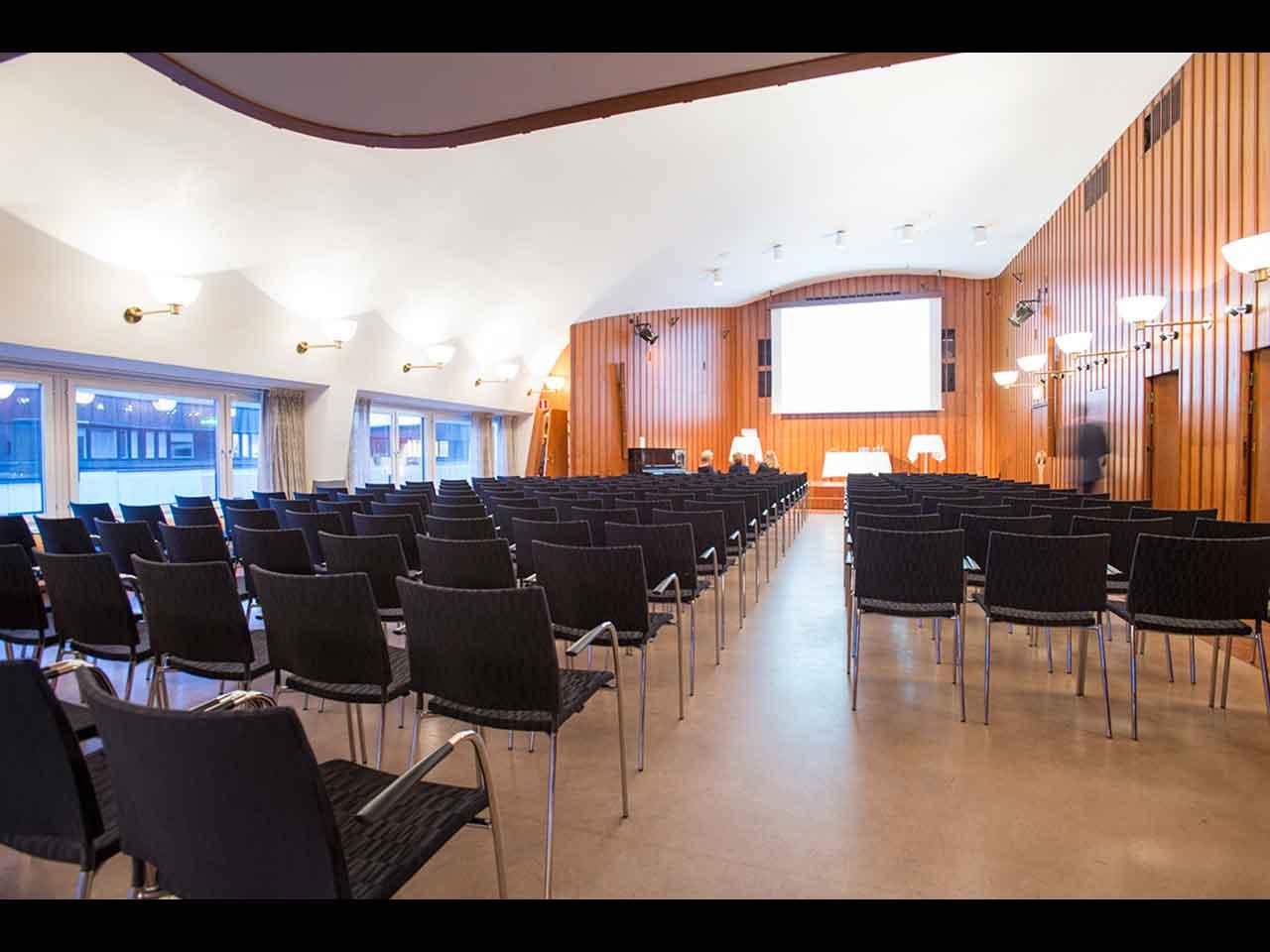 Konferens bygget - vid Stureplan