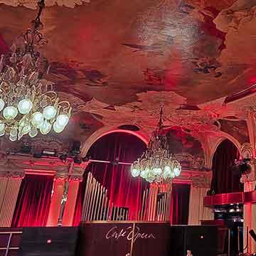 Café Opera eventlokal