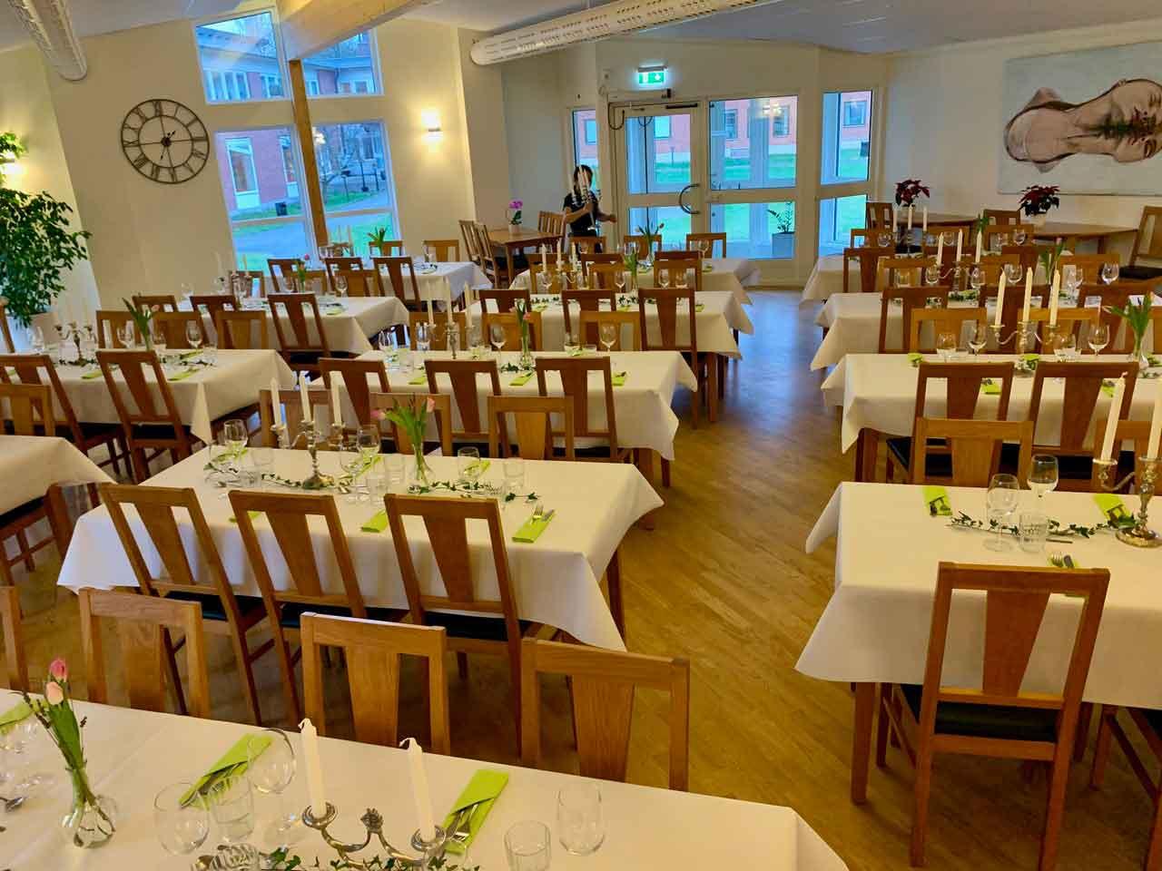 Campus Festlokal i Bromma