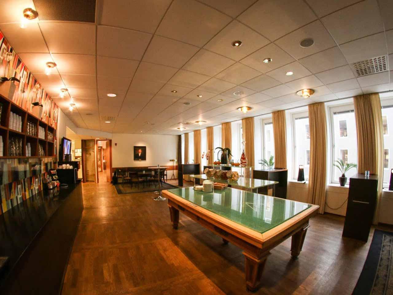 Konferensanläggning Stockholm - Möblerat rum