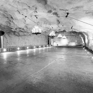 Bergrummet festlokal Nacka / Stockholm