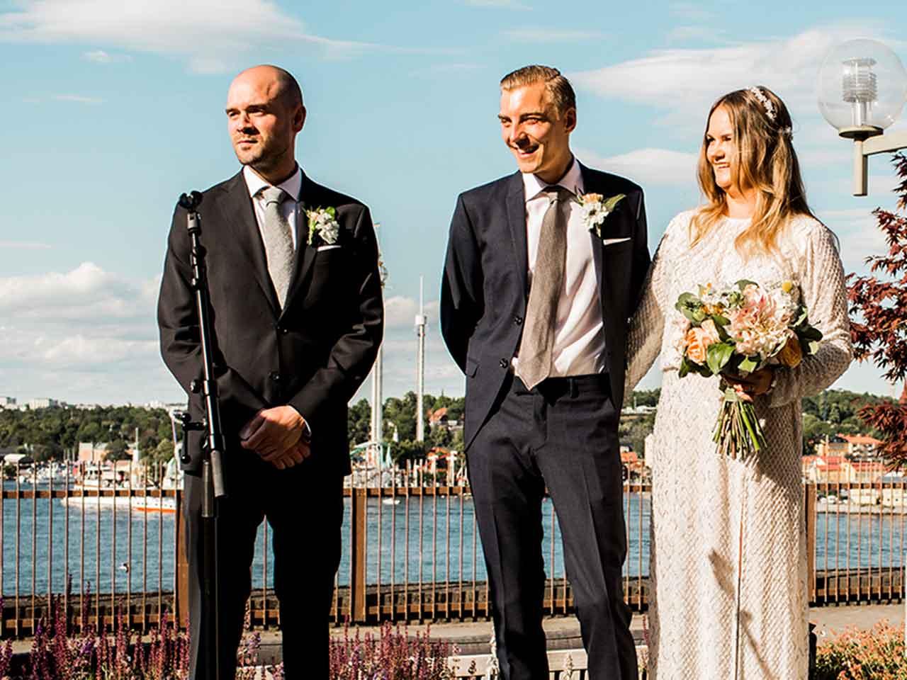 Ersta Terrass - Bröllop