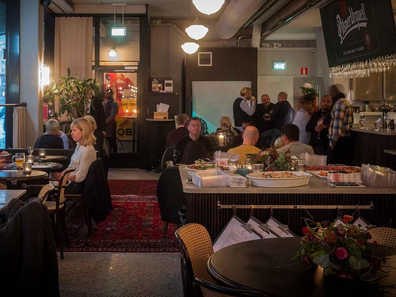 Fleming festvåning - Kungsholmen