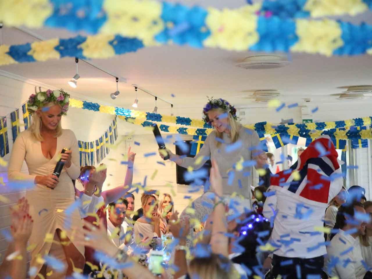 Flottsbro Värdshus i Huddinge - Dansa på borden