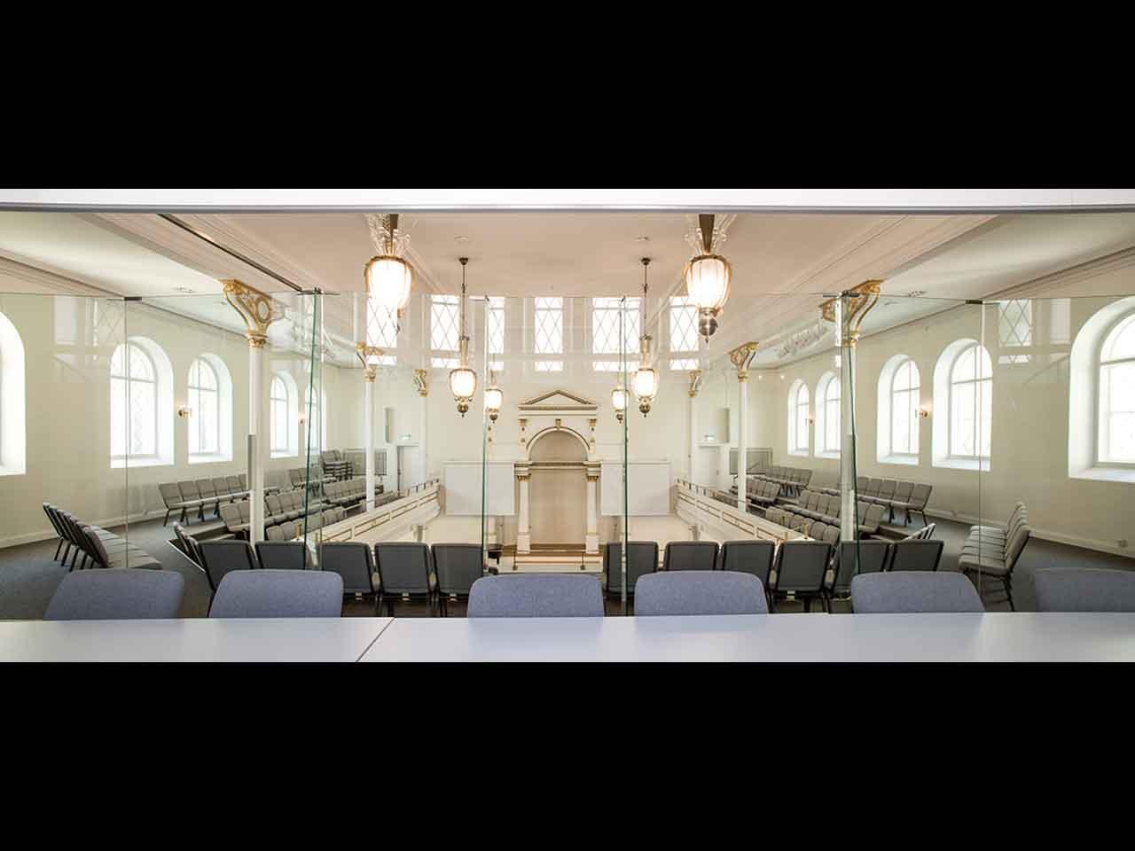 Konferens Folkungakyrkan - Södermalm