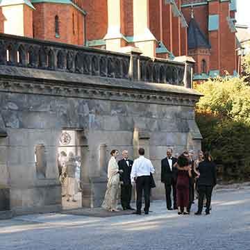 Johannessalen festlokal på Norrmalm