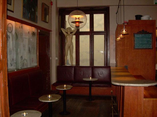 Konstnärsklubben - Lounge