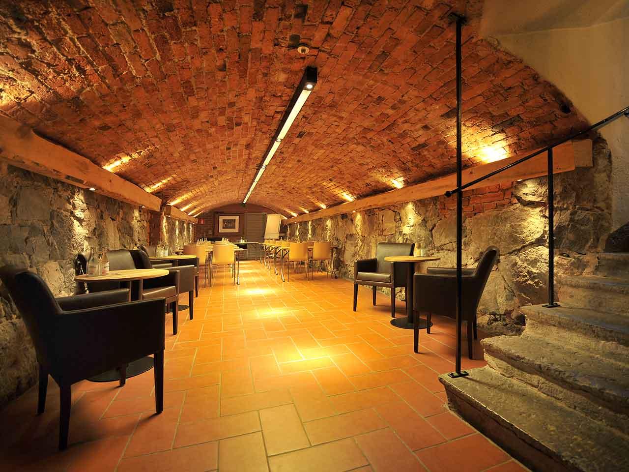 Festvåning på Långholmen - Elegant och klassisk festlokal