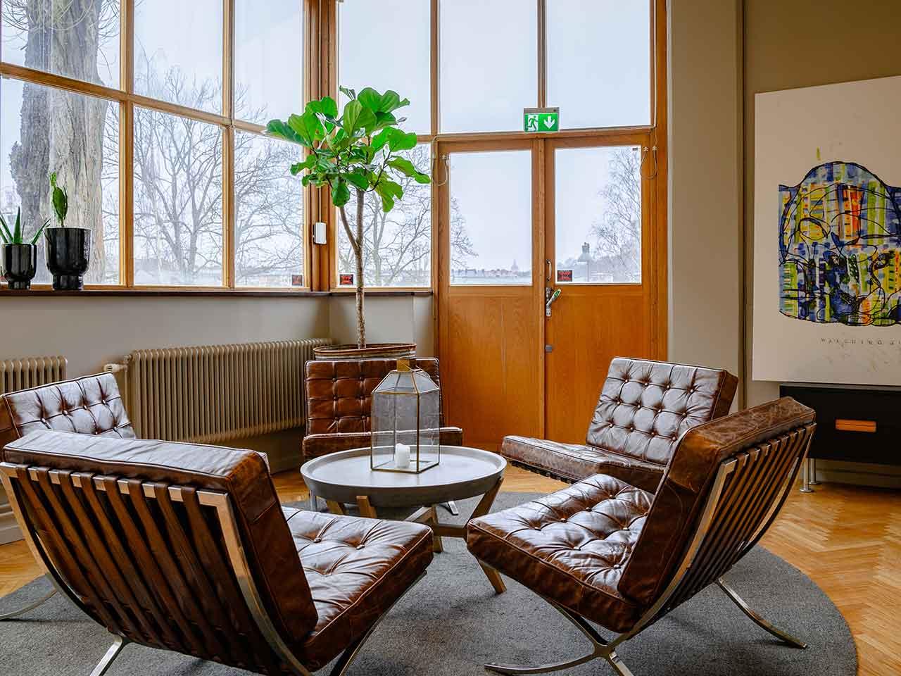 Lumafabriken  - Hammarby Sjöstad - Konferenssal