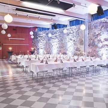 Lusthuset festlokal Långholmen