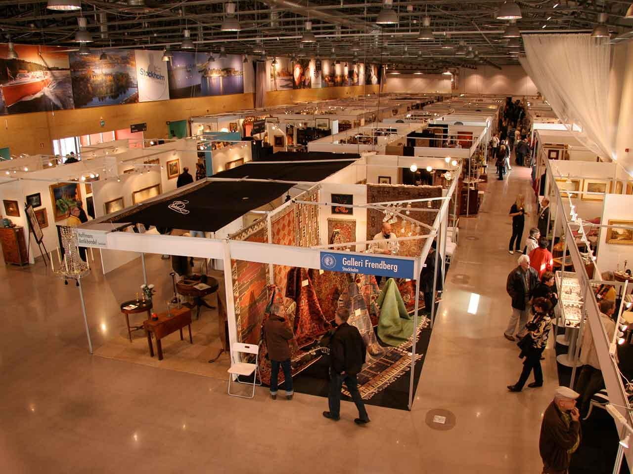 Magasin 9 - Konferenslokal, mässlokal Stockholm