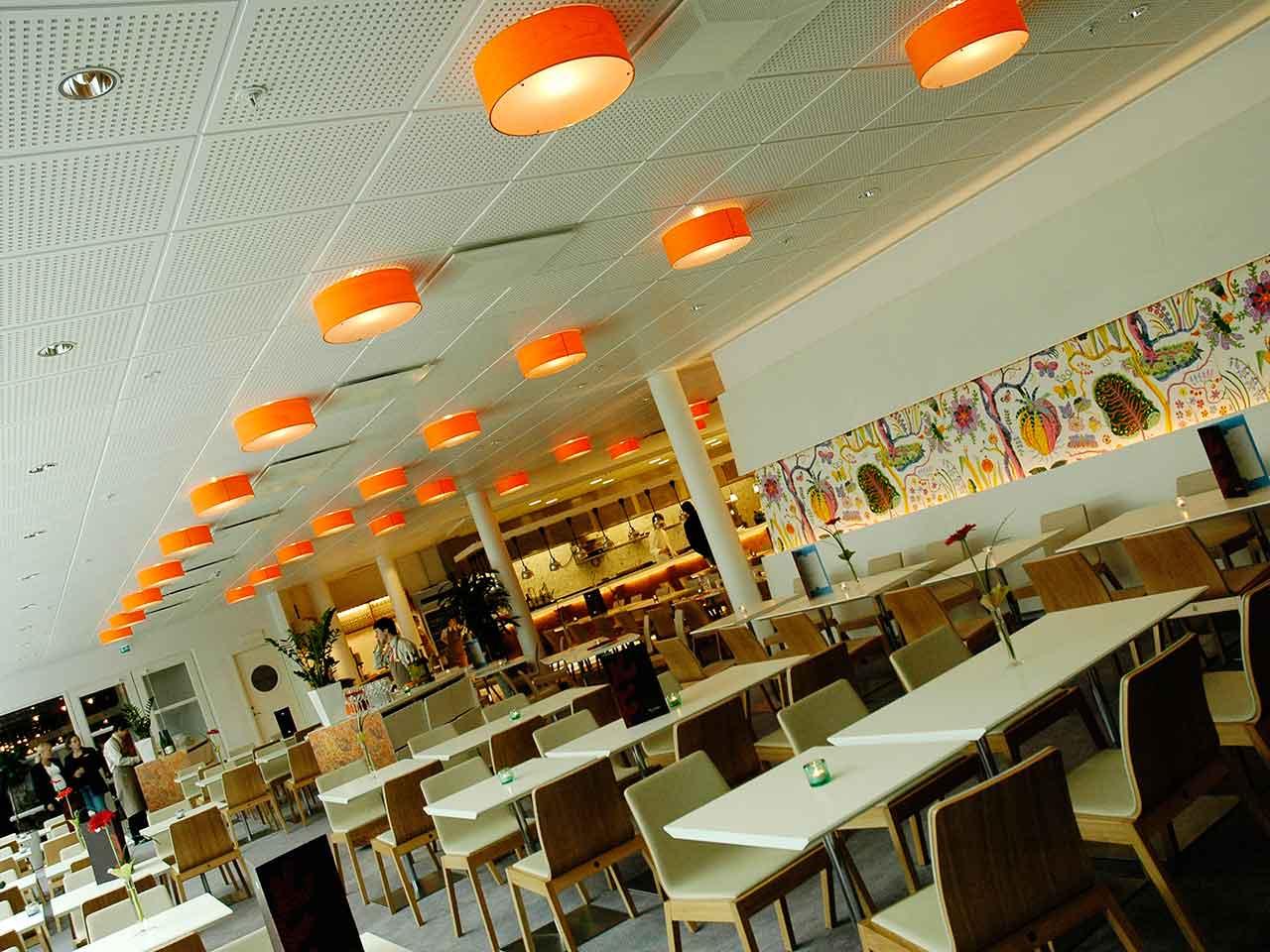 Eventlokal och festvåning i Älvsjömässan