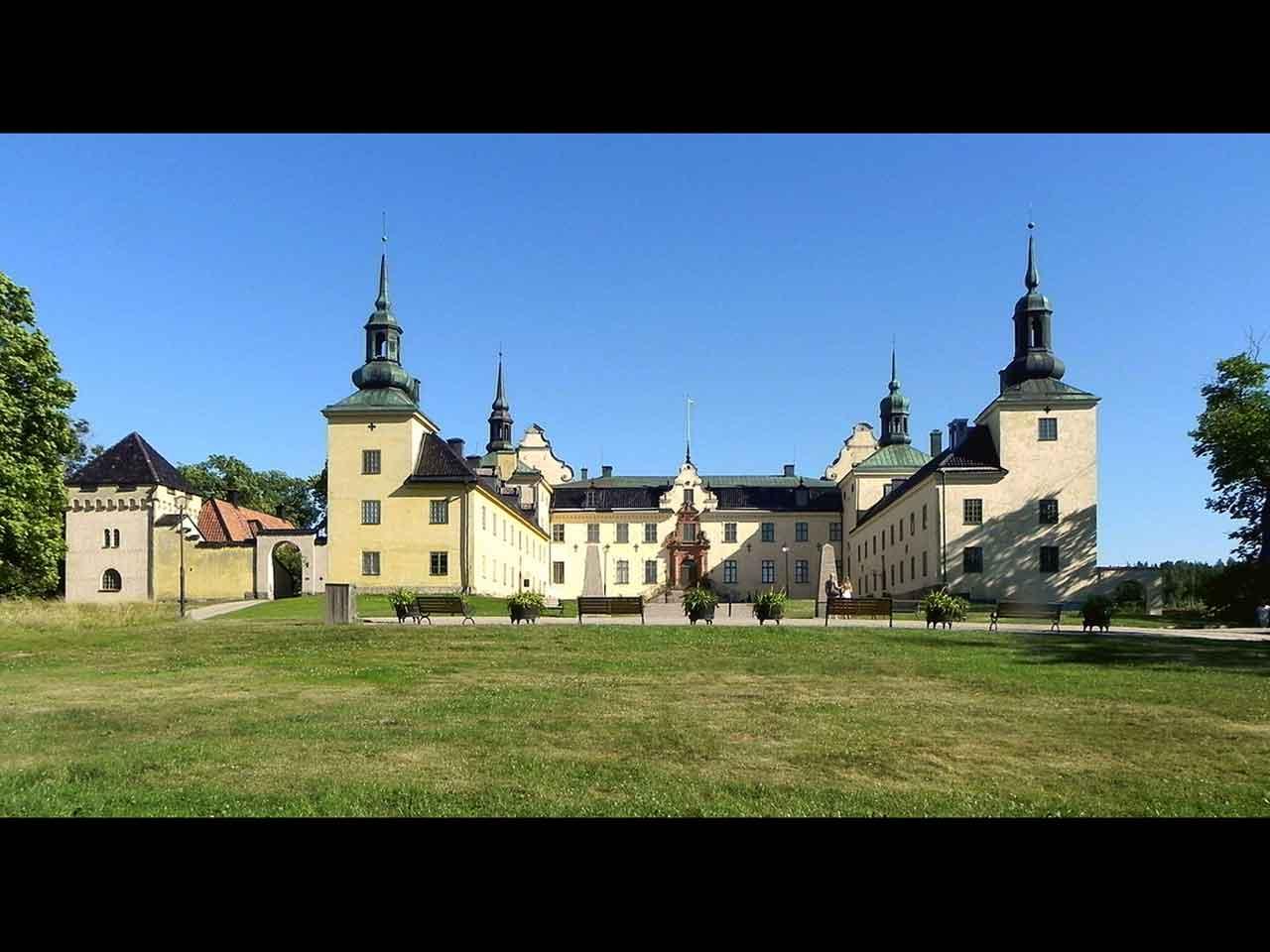 Festvåningar på Tyresö Slott