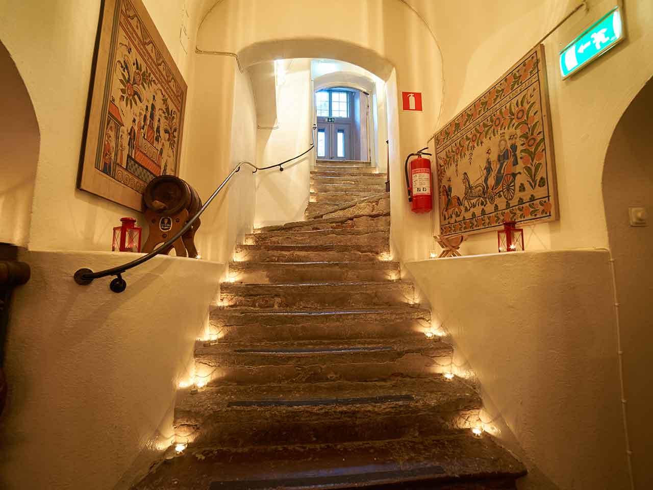 Van Der Nootska Palatset - Festvåningar nära Mariatorget