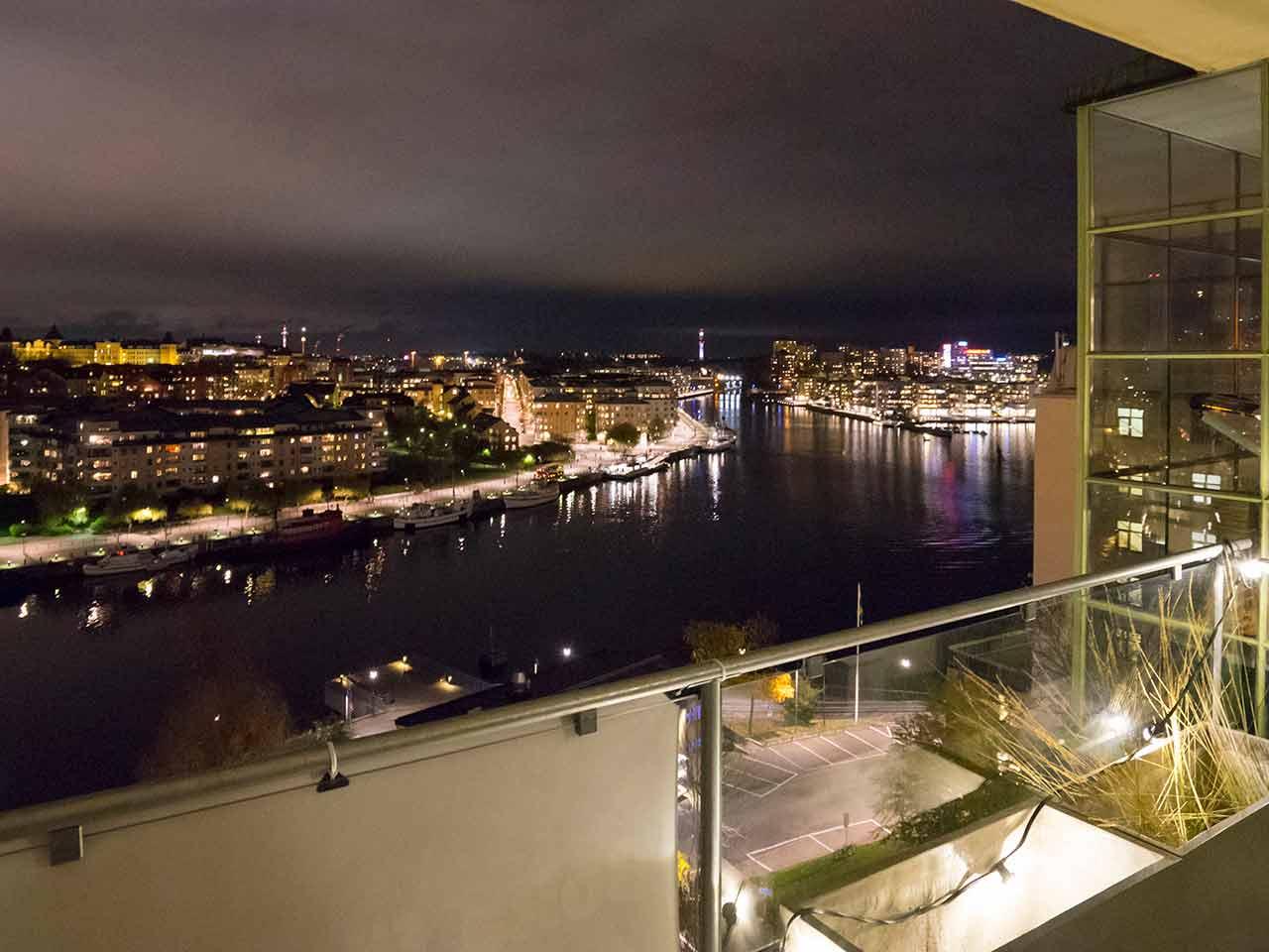 Festlokal med utsikt - Hammarby Sjöstad