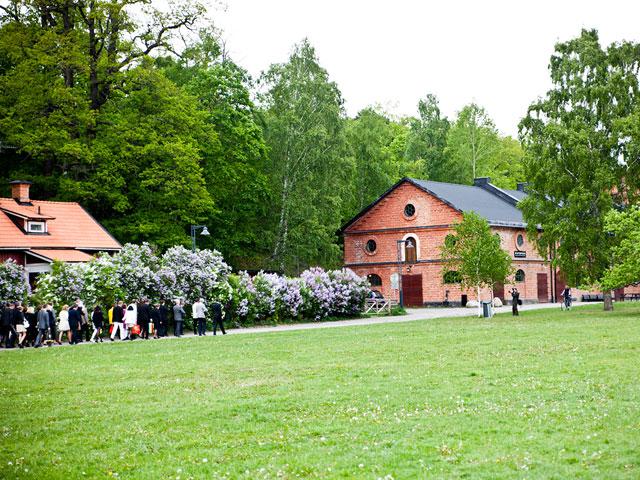 Winterviken - Sällskap sommartid